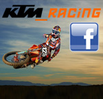 KTM Racing Faceebook